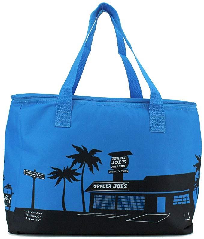 Trade Joe's insulated bag