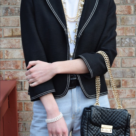 Chanel style look all second hand