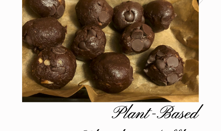 plant-based chocolate truffles recipe